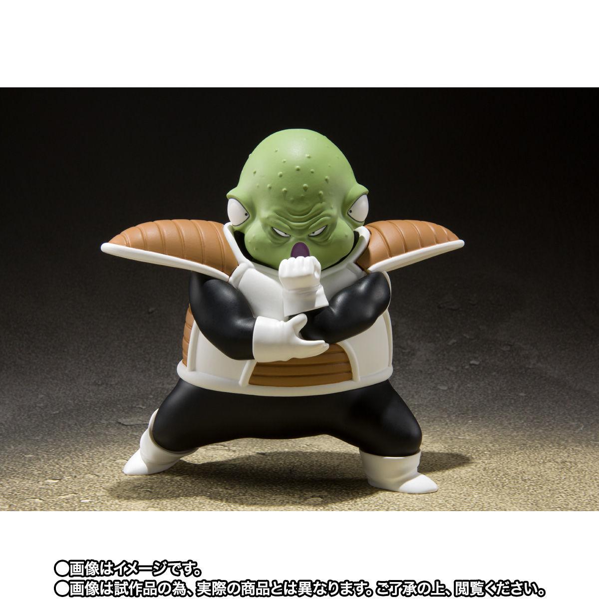 【限定販売】S.H.Figuarts『バータ&グルド』ドラゴンボールZ 可動フィギュア-007