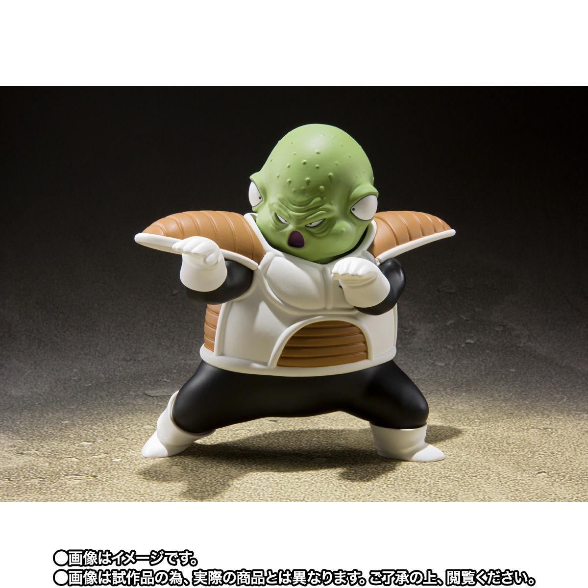 【限定販売】S.H.Figuarts『バータ&グルド』ドラゴンボールZ 可動フィギュア-008