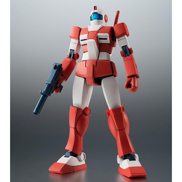 【限定販売】ROBOT魂〈SIDE MS〉『RGM-79L ジム・ライトアーマー ver. A.N.I.M.E.』ガンダムMSV 可動フィギュア