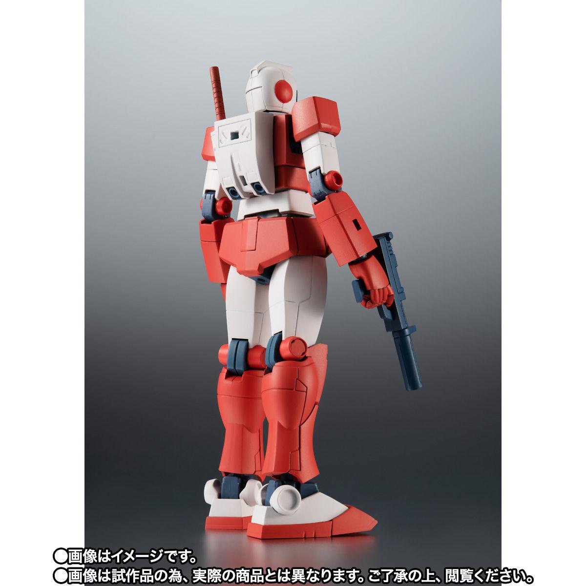 【限定販売】ROBOT魂〈SIDE MS〉『RGM-79L ジム・ライトアーマー ver. A.N.I.M.E.』ガンダムMSV 可動フィギュア-004