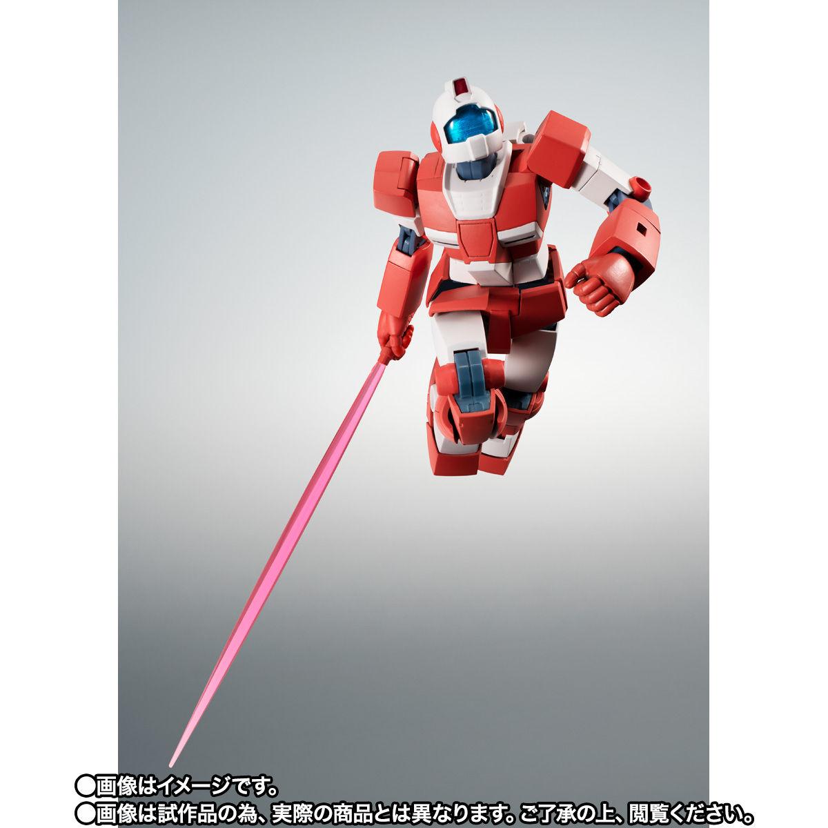 【限定販売】ROBOT魂〈SIDE MS〉『RGM-79L ジム・ライトアーマー ver. A.N.I.M.E.』ガンダムMSV 可動フィギュア-007