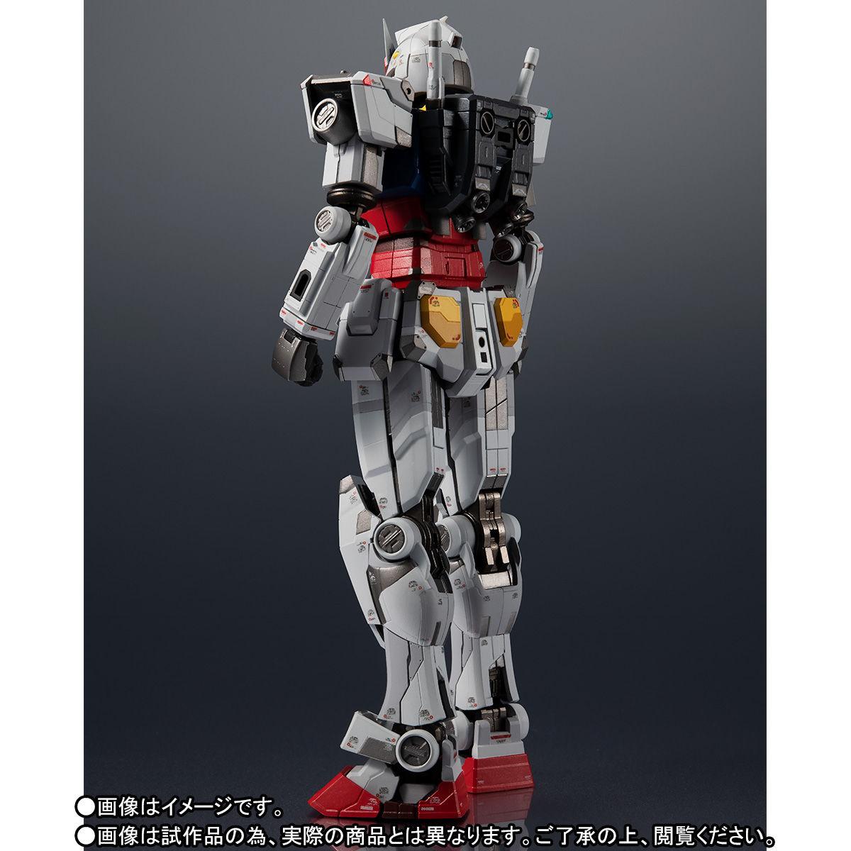 【限定販売】超合金×GUNDAM FACTORY YOKOHAMA『RX-78F00 GUNDAM』可動フィギュア-004