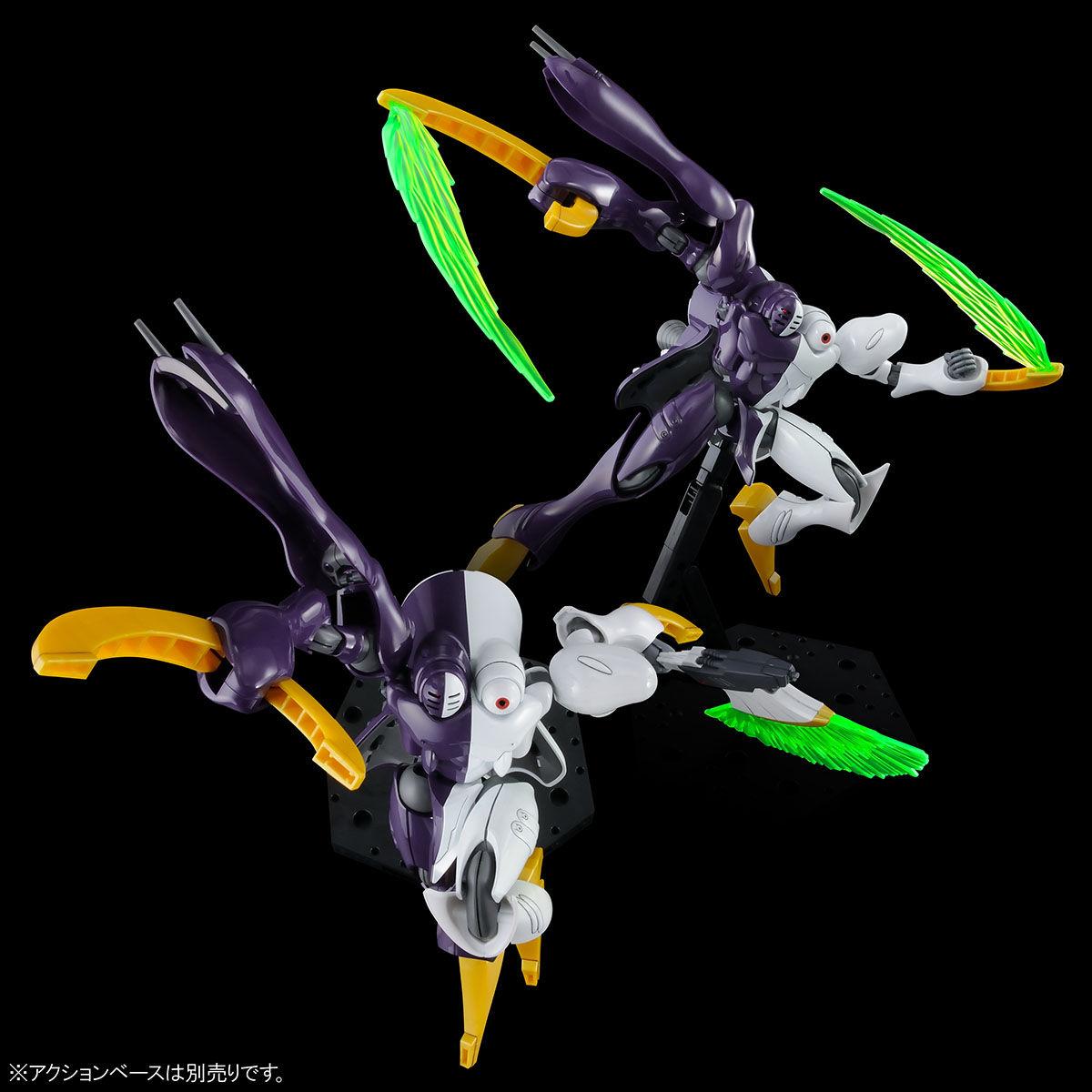 【限定販売】HG 1/144『ディキトゥス(影のカリスト専用機)』クロスボーン・ガンダム プラモデル-005