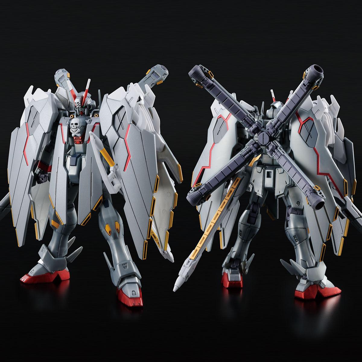 【限定販売】HG 1/144『クロスボーン・ガンダムX-0フルクロス』プラモデル-002