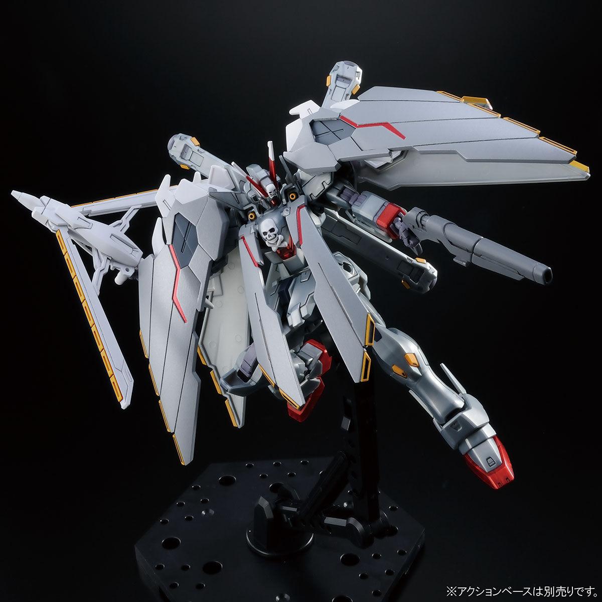 【限定販売】HG 1/144『クロスボーン・ガンダムX-0フルクロス』プラモデル-003