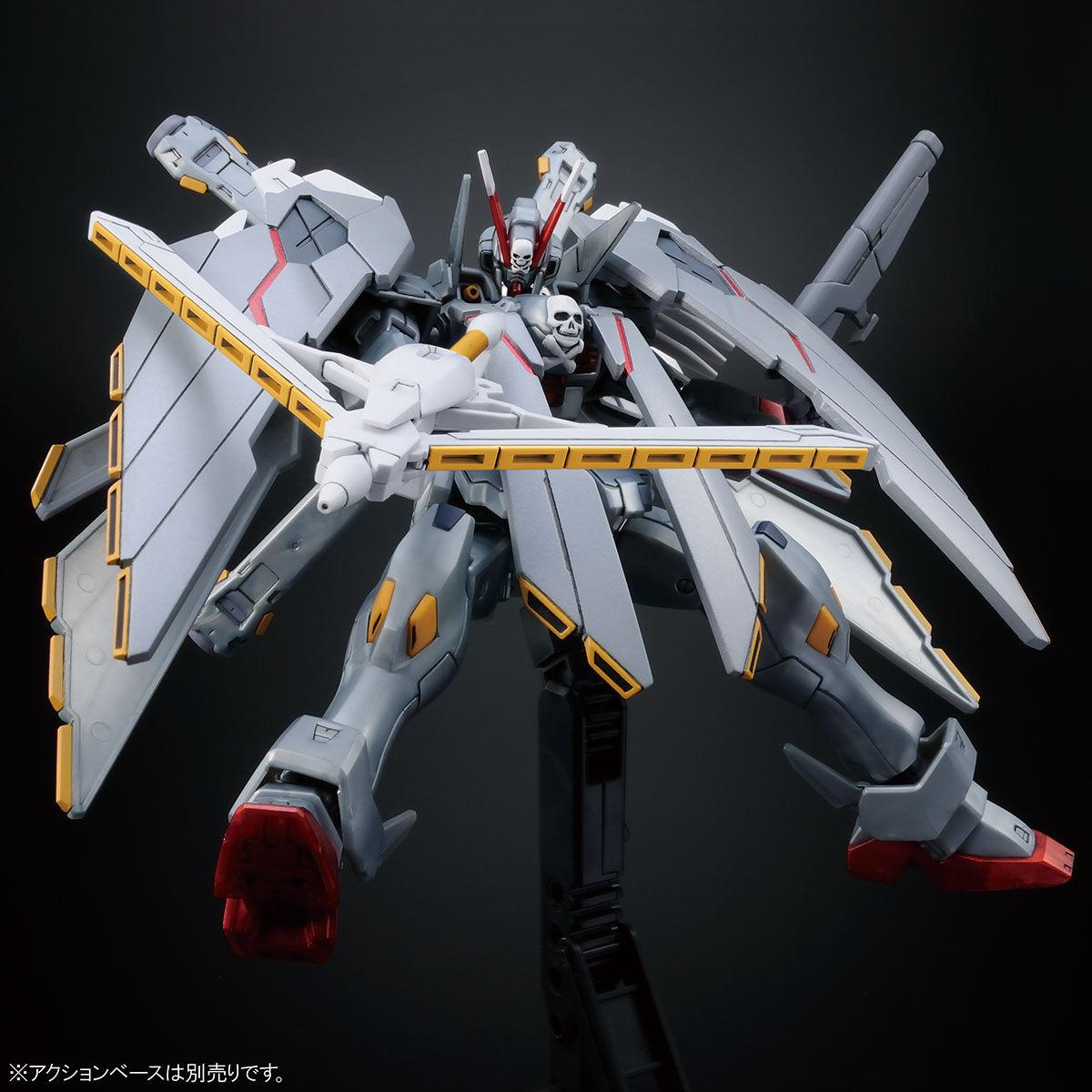 【限定販売】HG 1/144『クロスボーン・ガンダムX-0フルクロス』プラモデル-004
