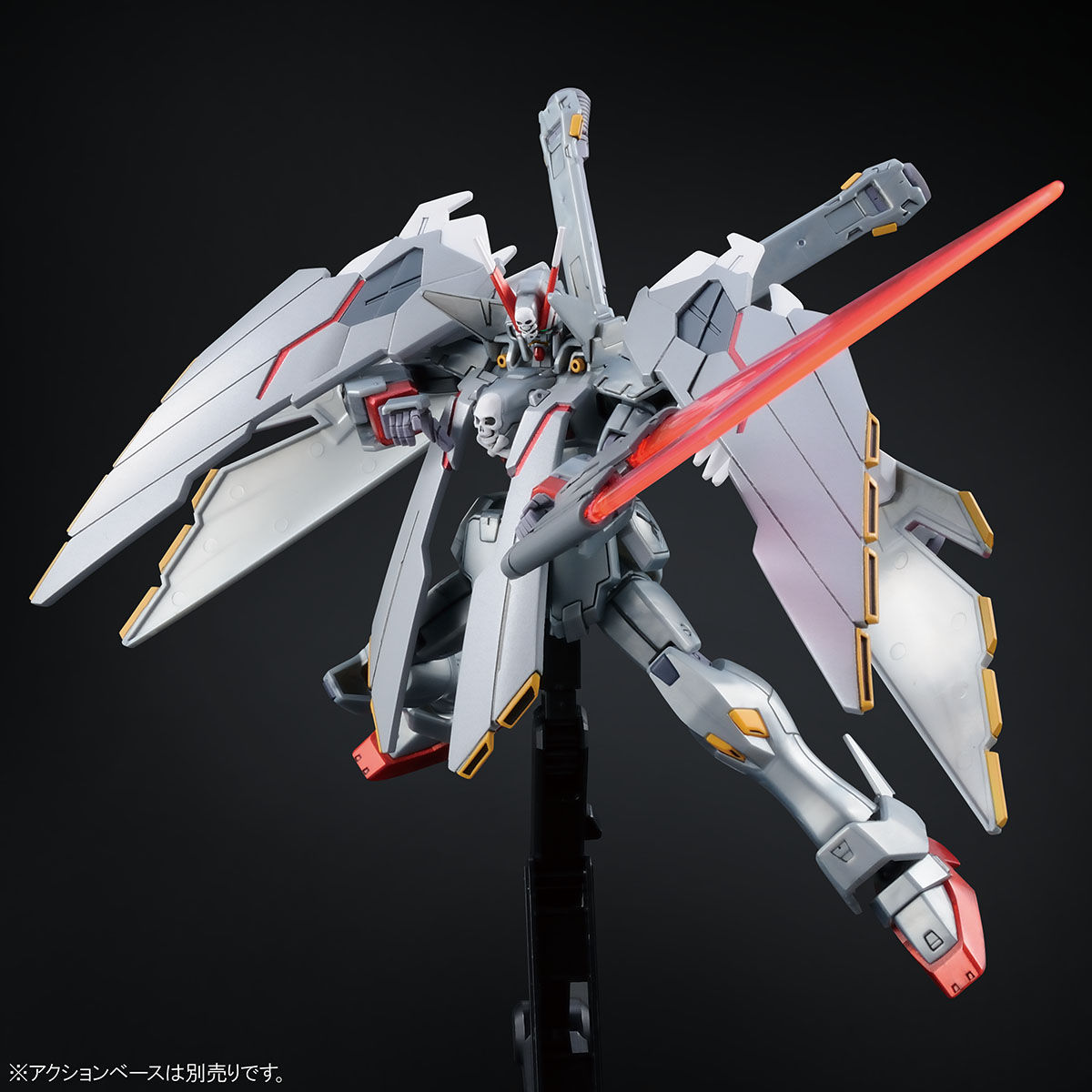 【限定販売】HG 1/144『クロスボーン・ガンダムX-0フルクロス』プラモデル-006