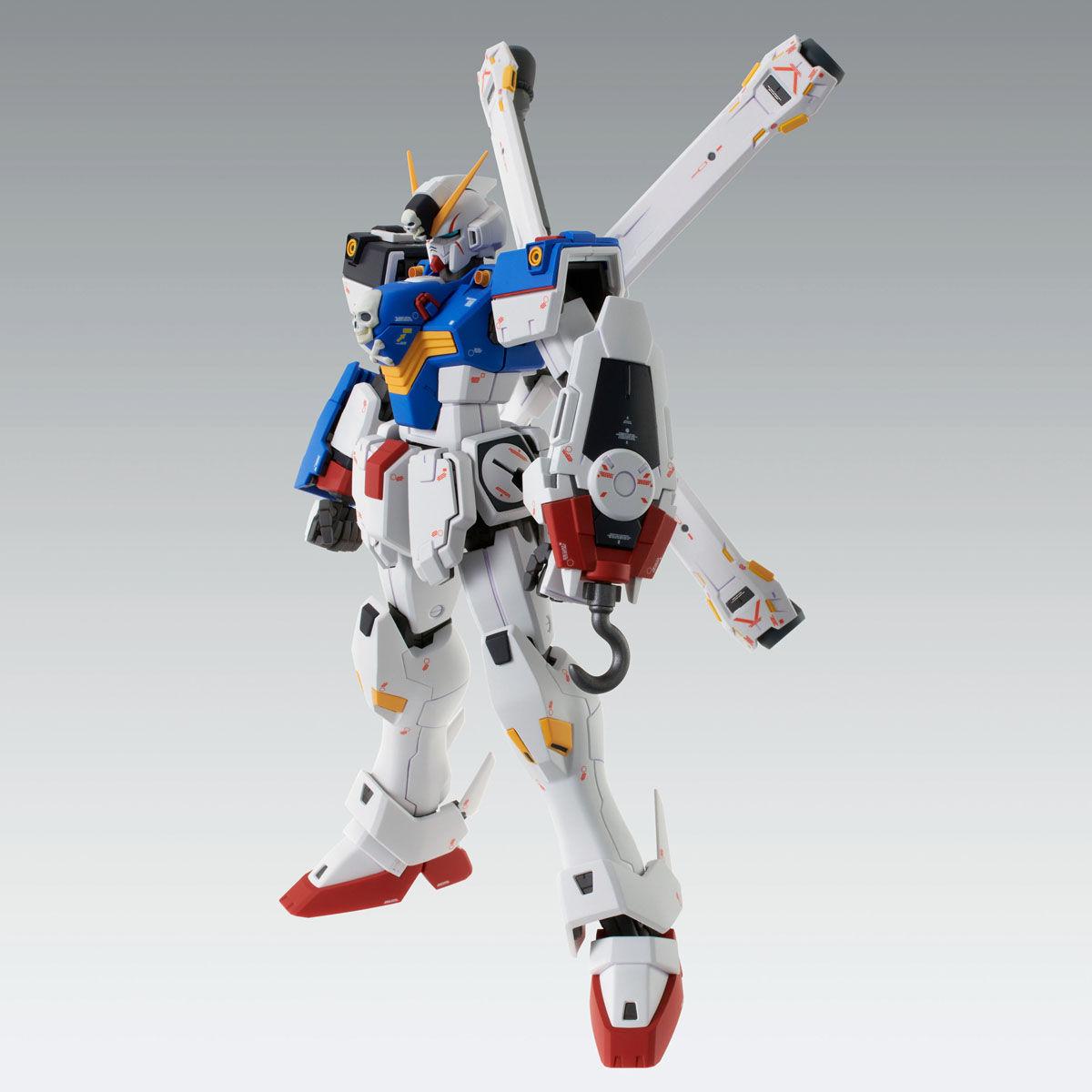 【限定販売】MG 1/100『クロスボーン・ガンダムX1(パッチワーク)Ver.Ka』プラモデル-002