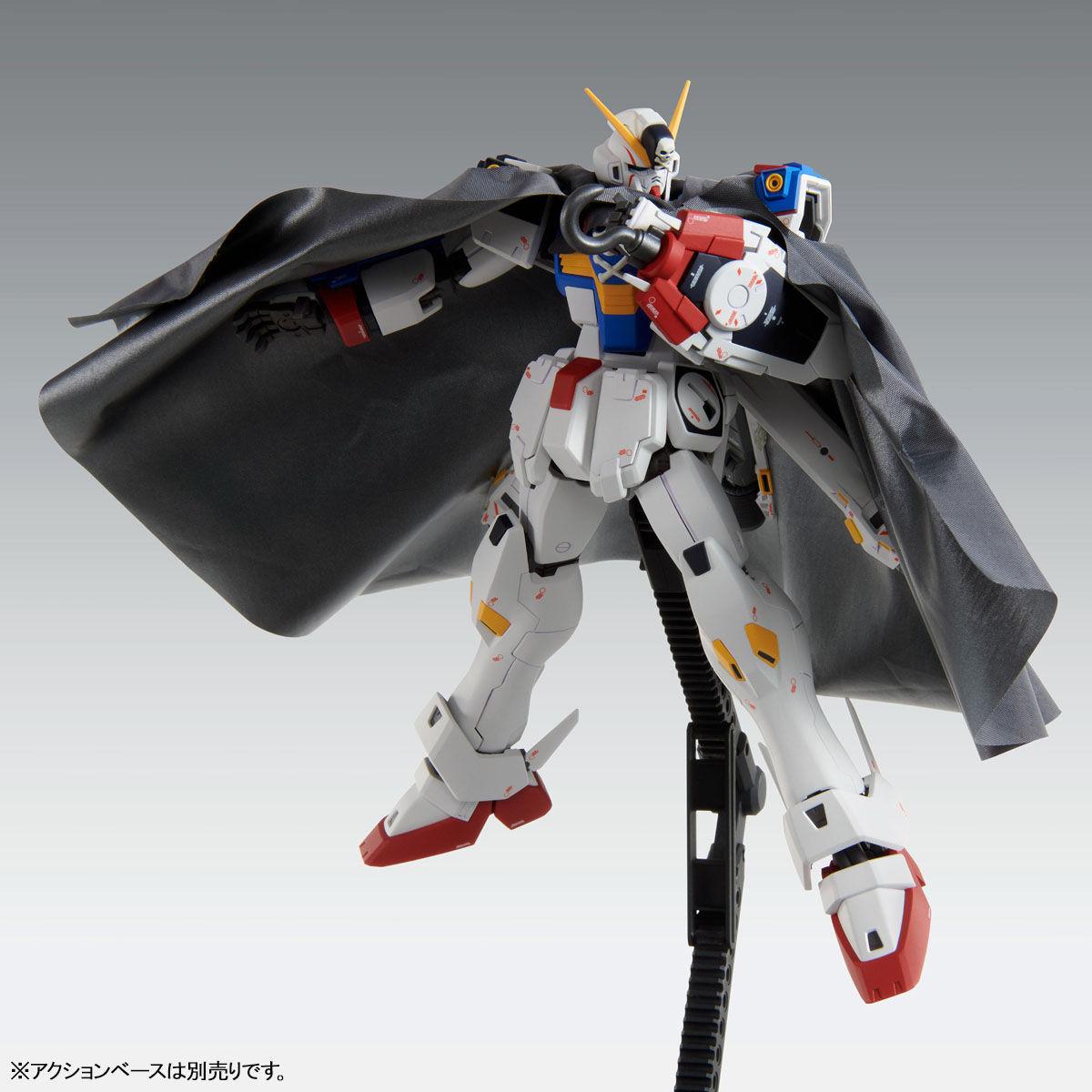 【限定販売】MG 1/100『クロスボーン・ガンダムX1(パッチワーク)Ver.Ka』プラモデル-004