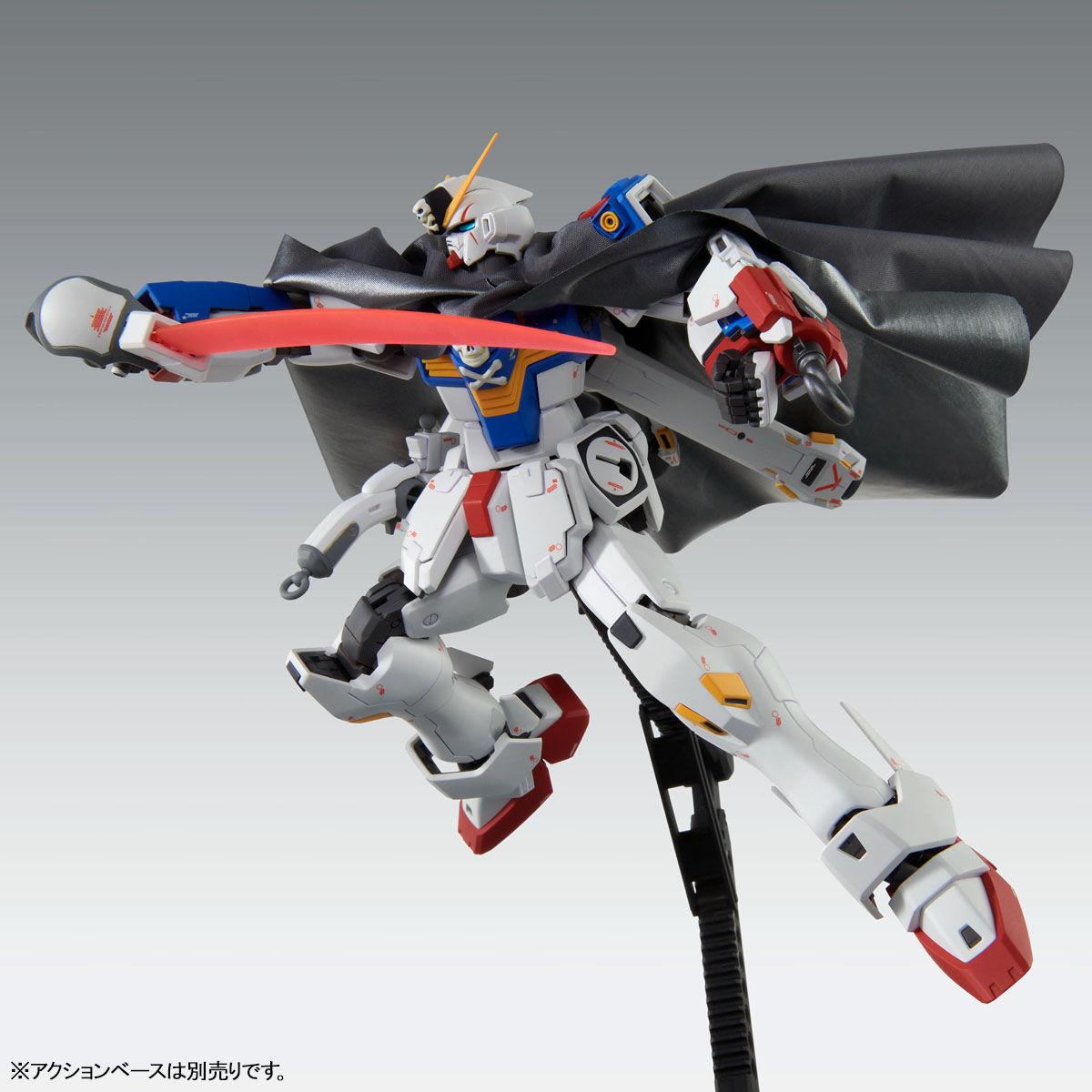 【限定販売】MG 1/100『クロスボーン・ガンダムX1(パッチワーク)Ver.Ka』プラモデル-005