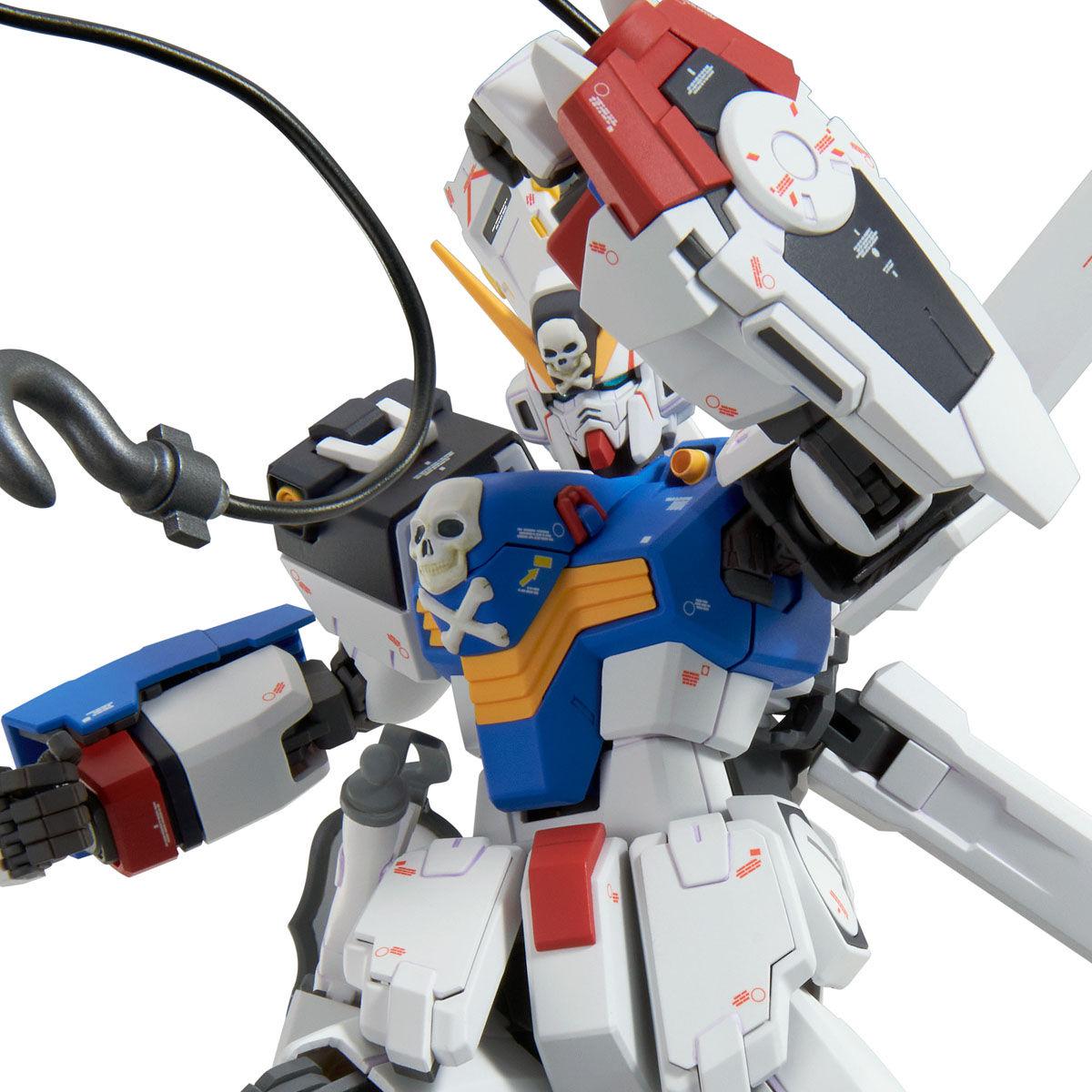 【限定販売】MG 1/100『クロスボーン・ガンダムX1(パッチワーク)Ver.Ka』プラモデル-010