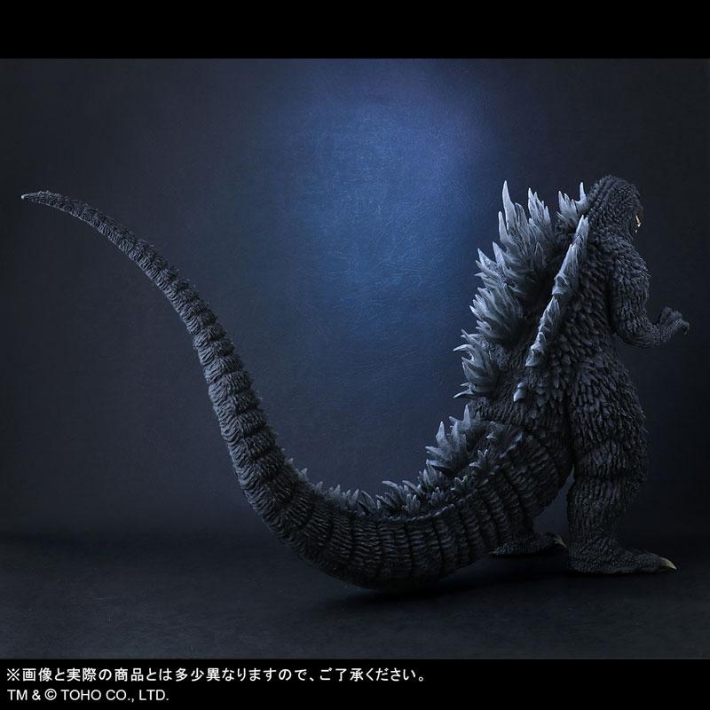 東宝大怪獣シリーズ『ゴジラ(2002)』ゴジラ×メカゴジラ 完成品フィギュア-003
