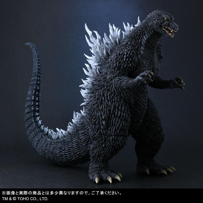 東宝大怪獣シリーズ『ゴジラ(2002)』ゴジラ×メカゴジラ 完成品フィギュア-004