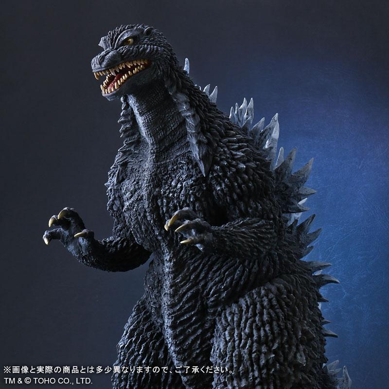 東宝大怪獣シリーズ『ゴジラ(2002)』ゴジラ×メカゴジラ 完成品フィギュア-005