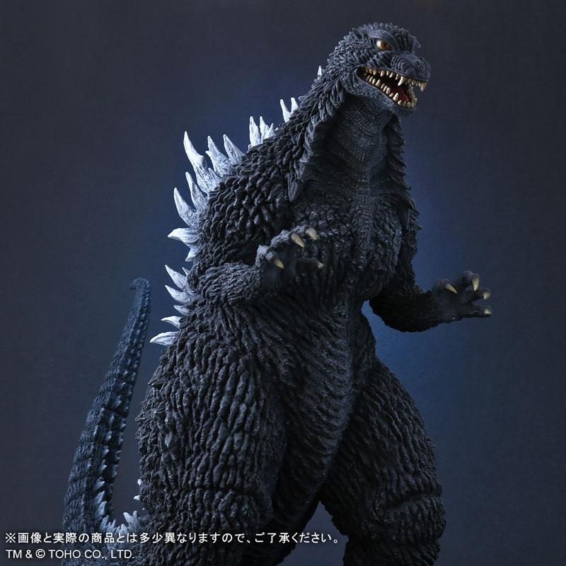 東宝大怪獣シリーズ『ゴジラ(2002)』ゴジラ×メカゴジラ 完成品フィギュア-006
