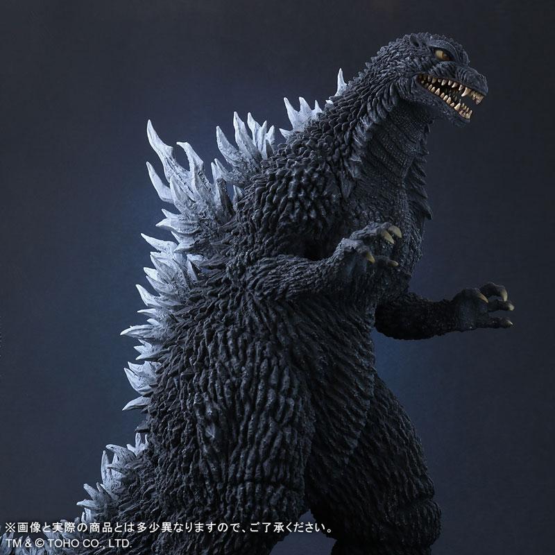 東宝大怪獣シリーズ『ゴジラ(2002)』ゴジラ×メカゴジラ 完成品フィギュア-007