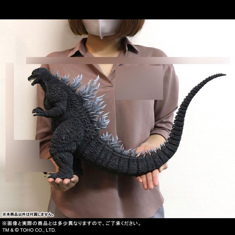東宝大怪獣シリーズ『ゴジラ(2002)』ゴジラ×メカゴジラ 完成品フィギュア-008