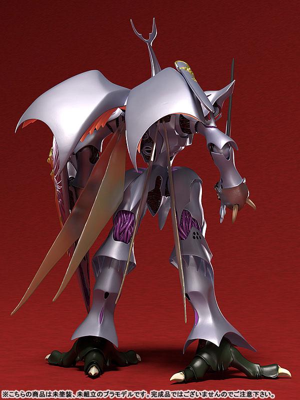 PLAMAX『サーバイン』聖戦士ダンバイン プラモデル-002