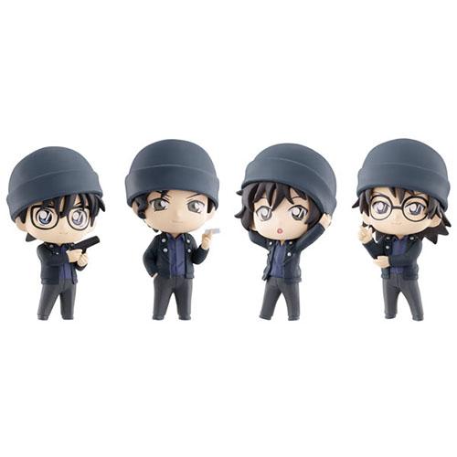 【ガシャポン】名探偵コナン『名探偵コナン 赤井隊』10個入りBOX