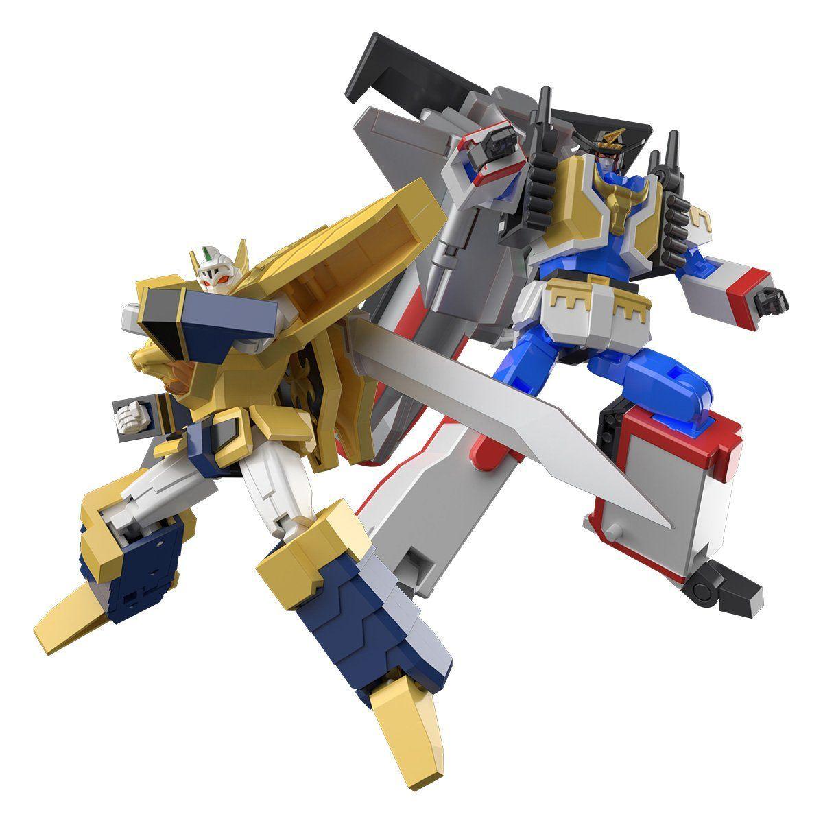 【食玩】スーパーミニプラ『勇者指令ダグオン2』勇者指令ダグオン 3個入りBOX-011