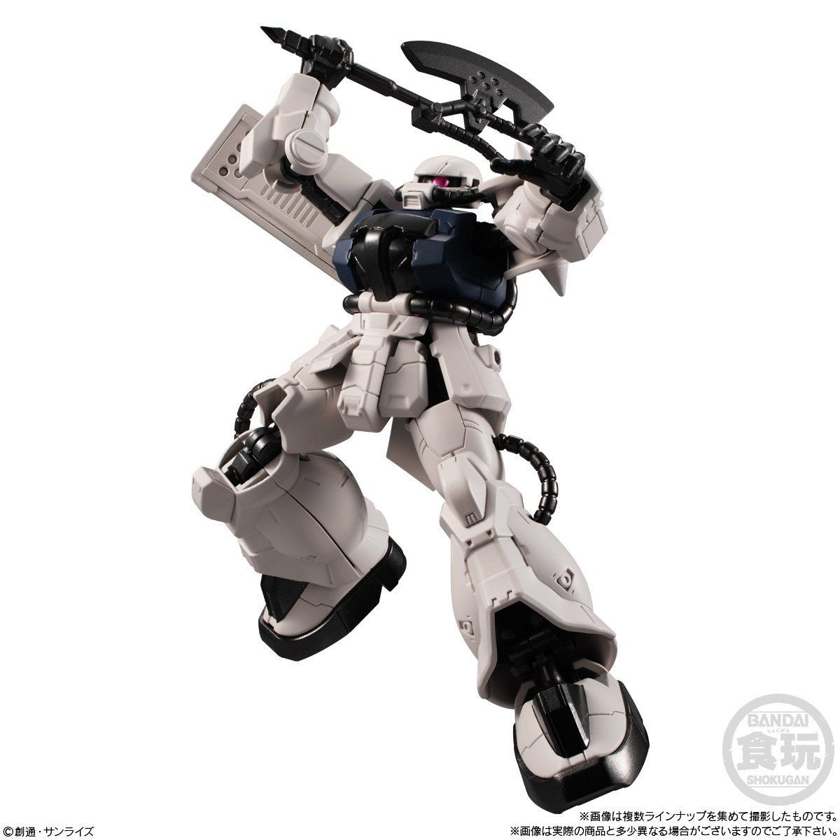【食玩】機動戦士ガンダム『Gフレーム13』可動フィギュア 10個入りBOX-010