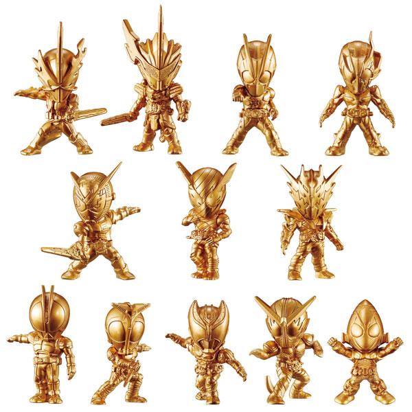 【食玩】『仮面ライダーゴールドフィギュア04』16個入りBOX