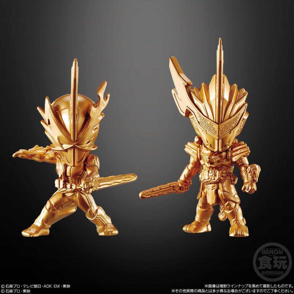 【食玩】『仮面ライダーゴールドフィギュア04』16個入りBOX-002
