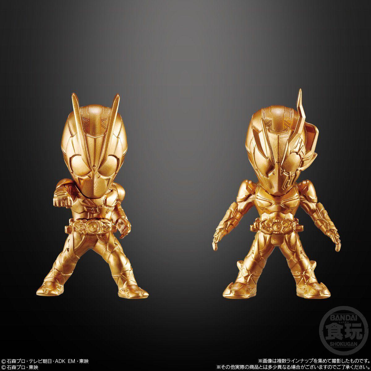 【食玩】『仮面ライダーゴールドフィギュア04』16個入りBOX-003