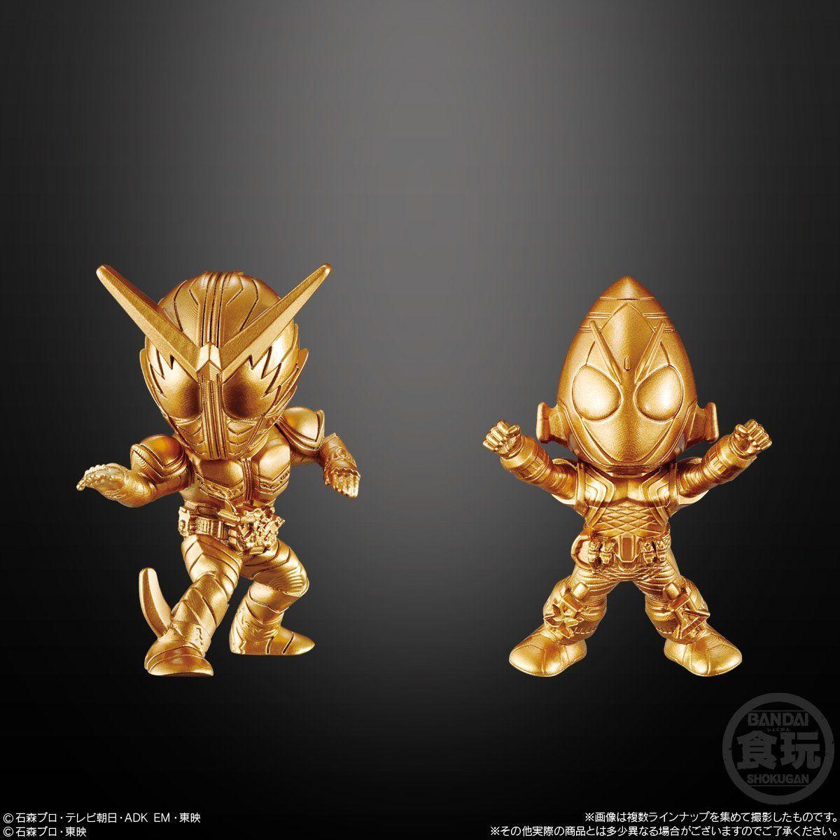 【食玩】『仮面ライダーゴールドフィギュア04』16個入りBOX-006