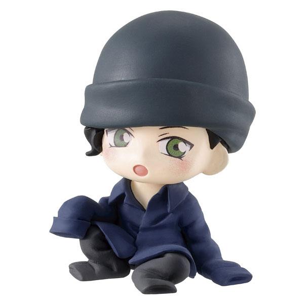 【ガシャポン】名探偵コナン『ちぢませ隊7』10個入りBOX-002