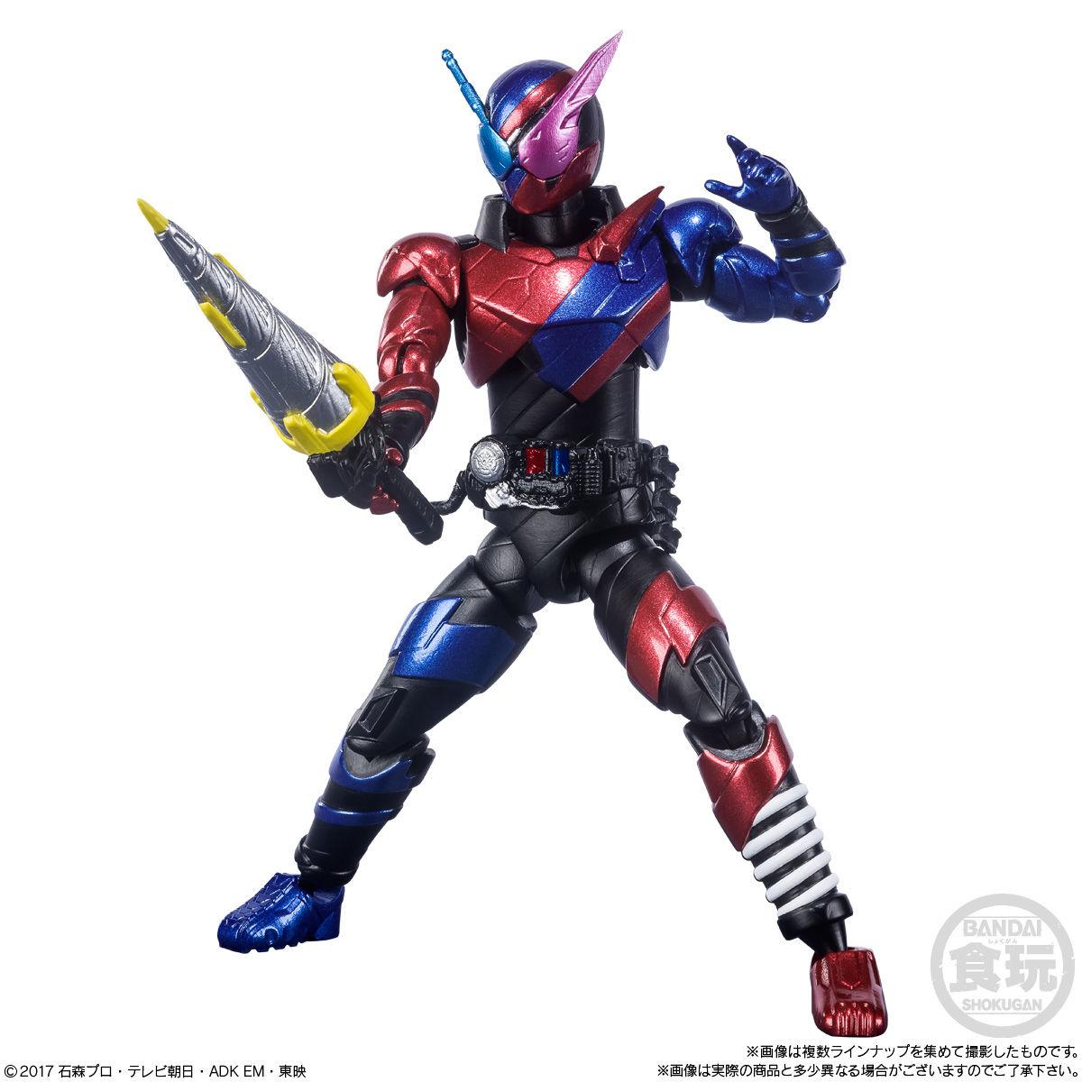 【食玩】SHODO-X『仮面ライダー12』可動フィギュア 10個入りBOX-008