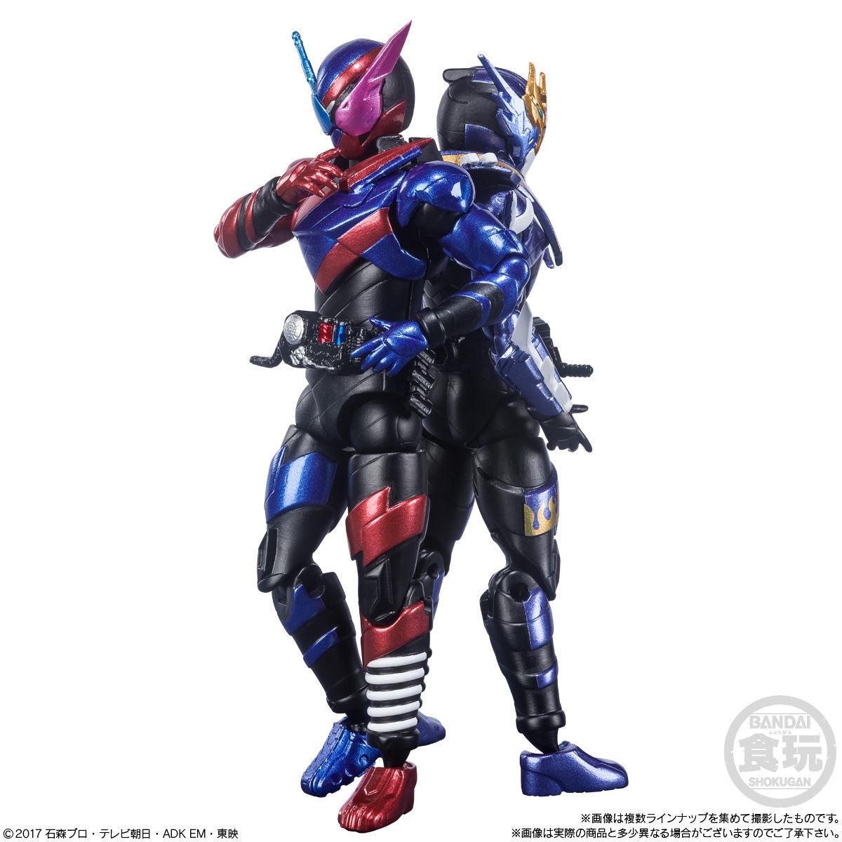 【食玩】SHODO-X『仮面ライダー12』可動フィギュア 10個入りBOX-010