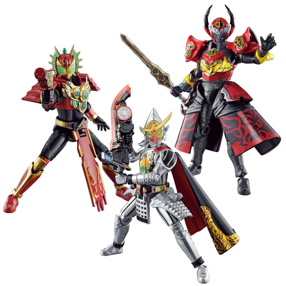 【食玩】SO-DO CHRONICLE『仮面ライダー鎧武3』10個入りBOX-001