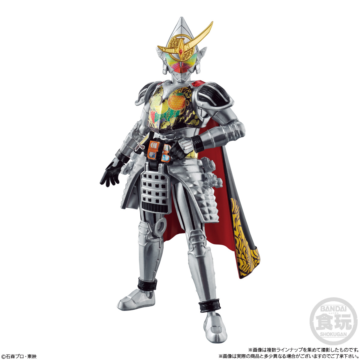 【食玩】SO-DO CHRONICLE『仮面ライダー鎧武3』10個入りBOX-002
