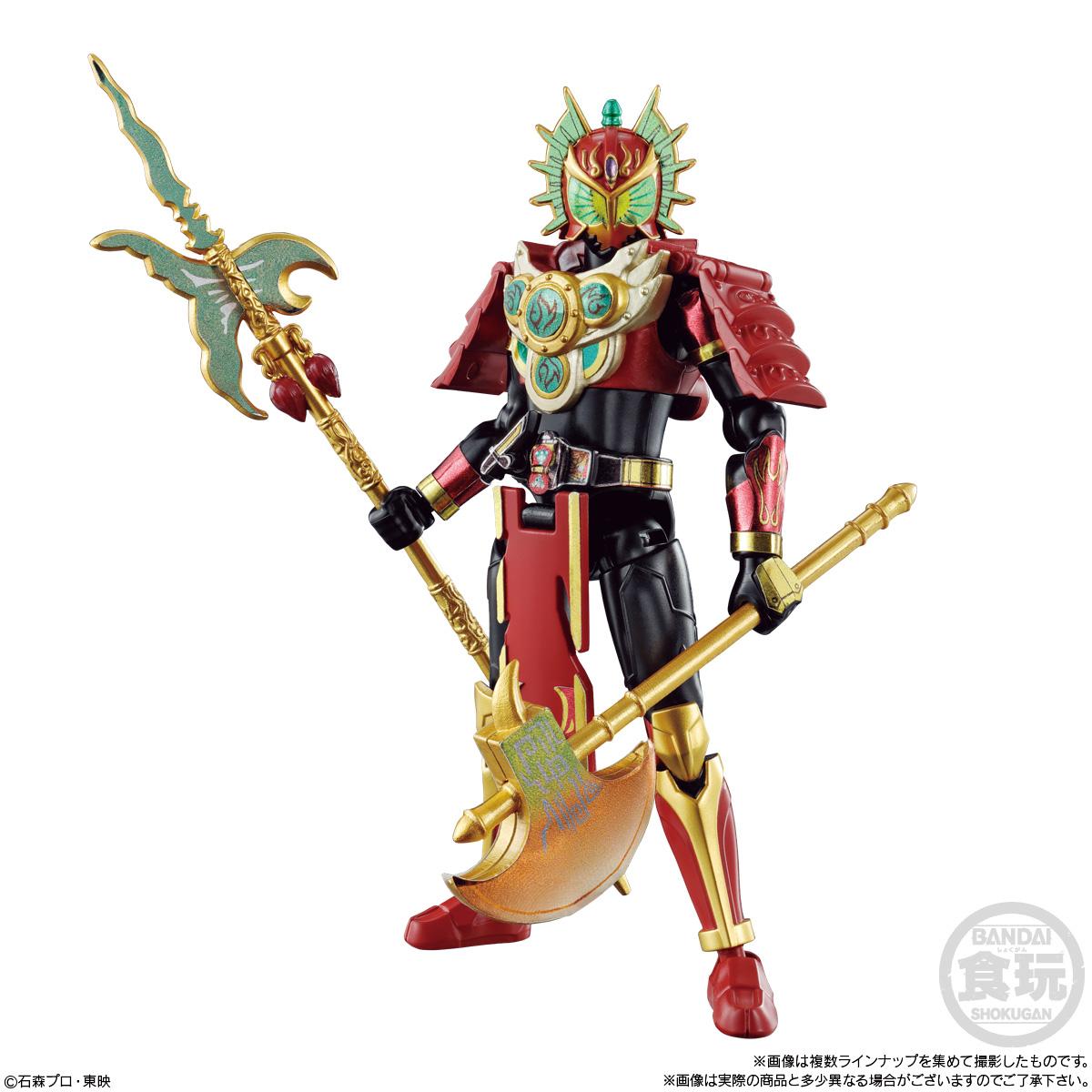 【食玩】SO-DO CHRONICLE『仮面ライダー鎧武3』10個入りBOX-006