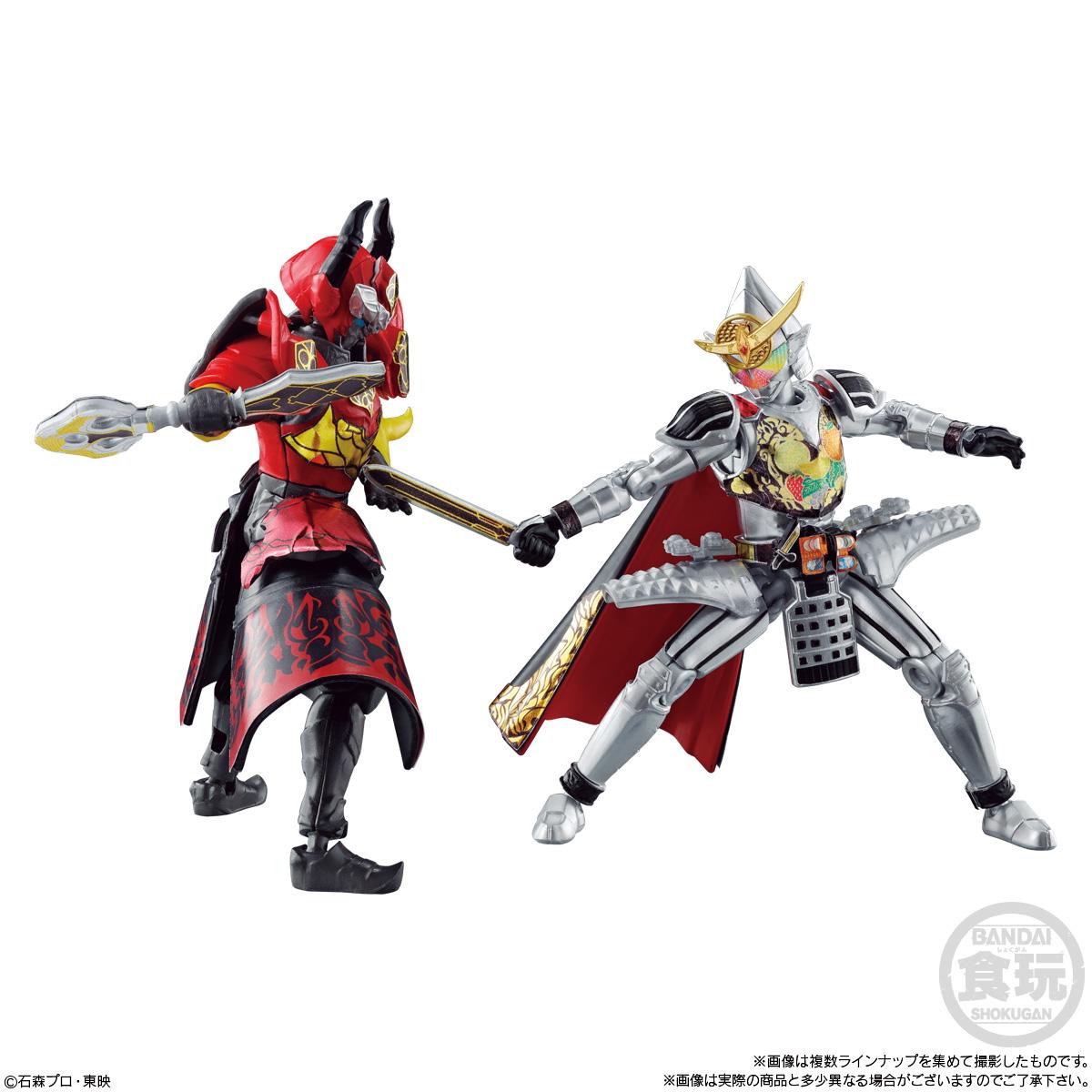 【食玩】SO-DO CHRONICLE『仮面ライダー鎧武3』10個入りBOX-010