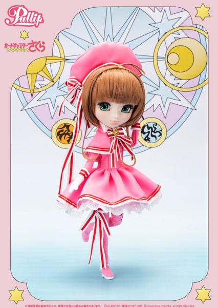 Pullip プーリップ『木之本桜(Sakura Kinomoto)』カードキャプターさくら クリアカード編 完成品ドール