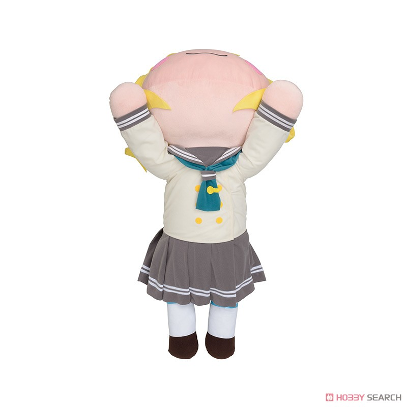 【再販】テラジャンボ寝そべりぬいぐるみ『小原鞠莉』ラブライブ!サンシャイン!! ぬいぐるみ-002