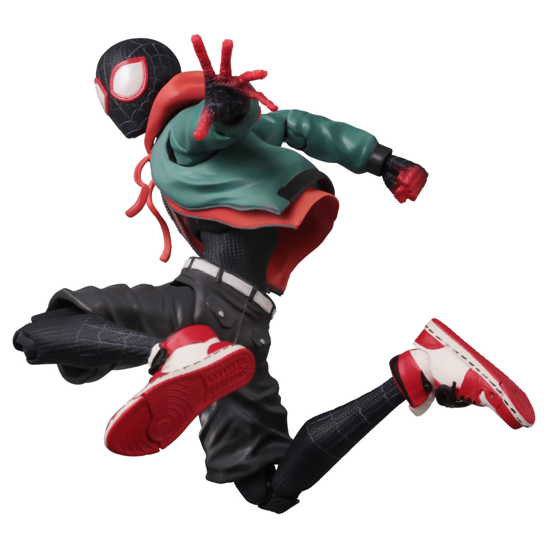 SVアクション『マイルス・モラレス/スパイダーマン』スパイダーマン: スパイダーバース 可動フィギュア-001