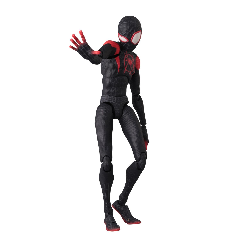 SVアクション『マイルス・モラレス/スパイダーマン』スパイダーマン: スパイダーバース 可動フィギュア-010