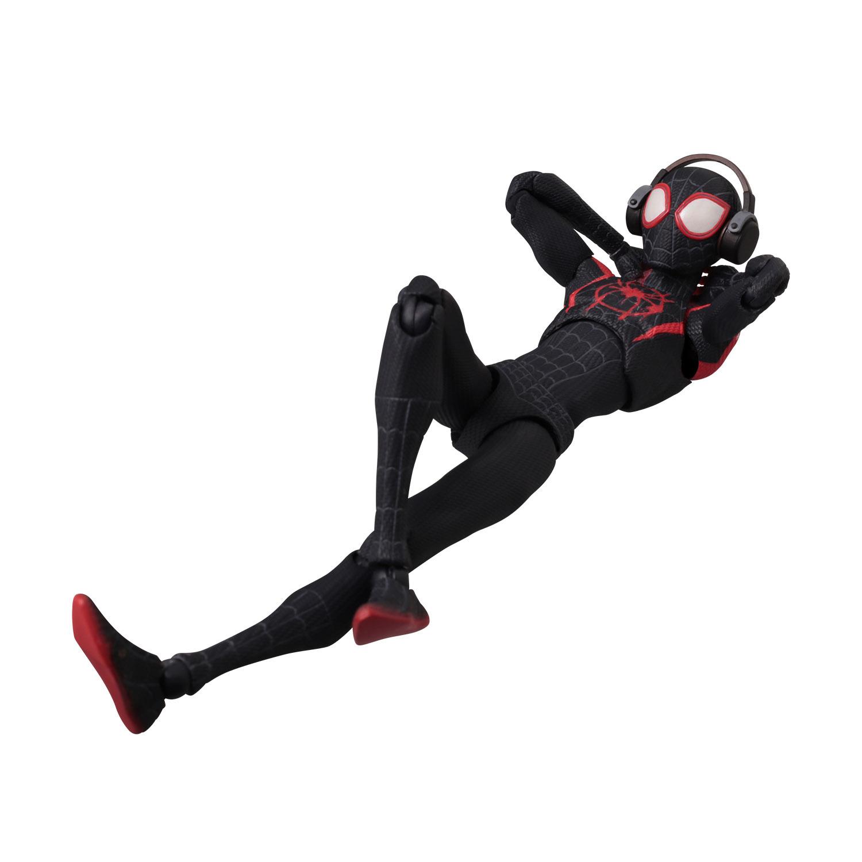 SVアクション『マイルス・モラレス/スパイダーマン』スパイダーマン: スパイダーバース 可動フィギュア-011