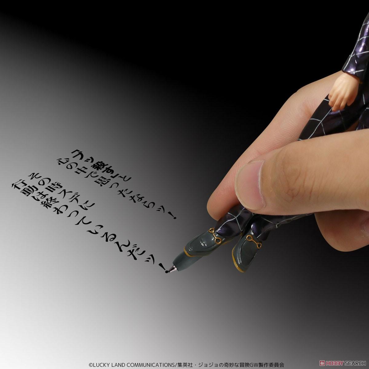 ジョジョの奇妙な冒険 黄金の風『プロシュート フィギュアペン』完成品フィギュア-006