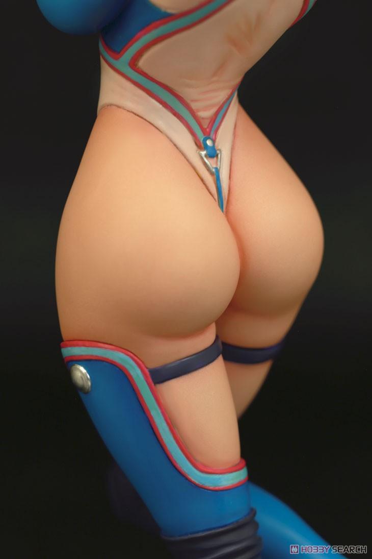 助っ人参上!!!『サンディ・バッシュ(スターマスクVer.)』1/6 完成品フィギュア-008