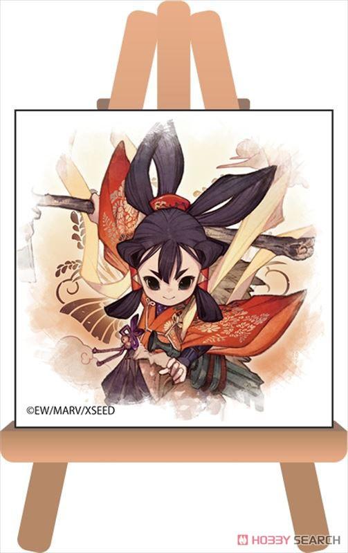 天穂のサクナヒメ『トレーディングぷちキャンバスコレクション』7個入りBOX-008