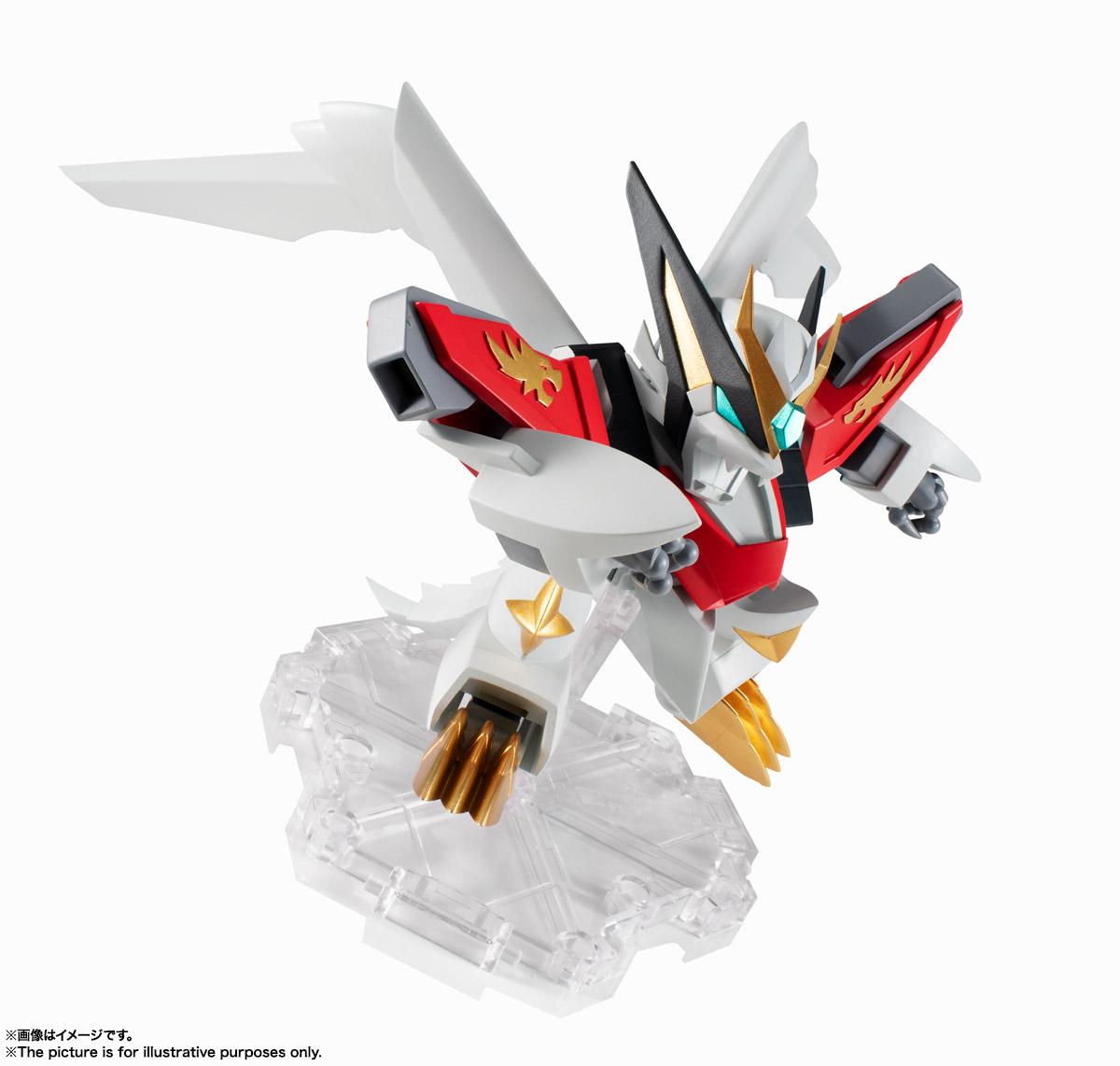 NXEDGE STYLE[MASHIN UNIT]『新星邪虎丸』魔神英雄伝ワタル2 可動フィギュア-005