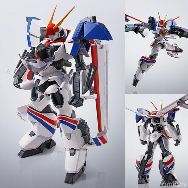 HI-METAL R『ドラグナー1カスタム 』機甲戦記ドラグナー 可動フィギュア