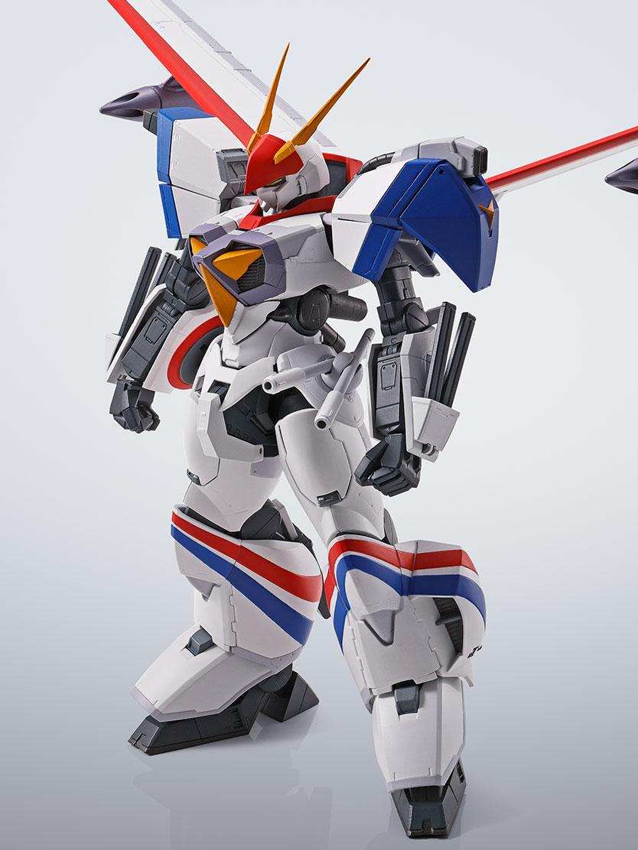 HI-METAL R『ドラグナー1カスタム 』機甲戦記ドラグナー 可動フィギュア-002