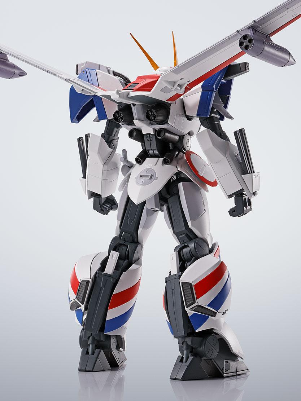 HI-METAL R『ドラグナー1カスタム 』機甲戦記ドラグナー 可動フィギュア-003