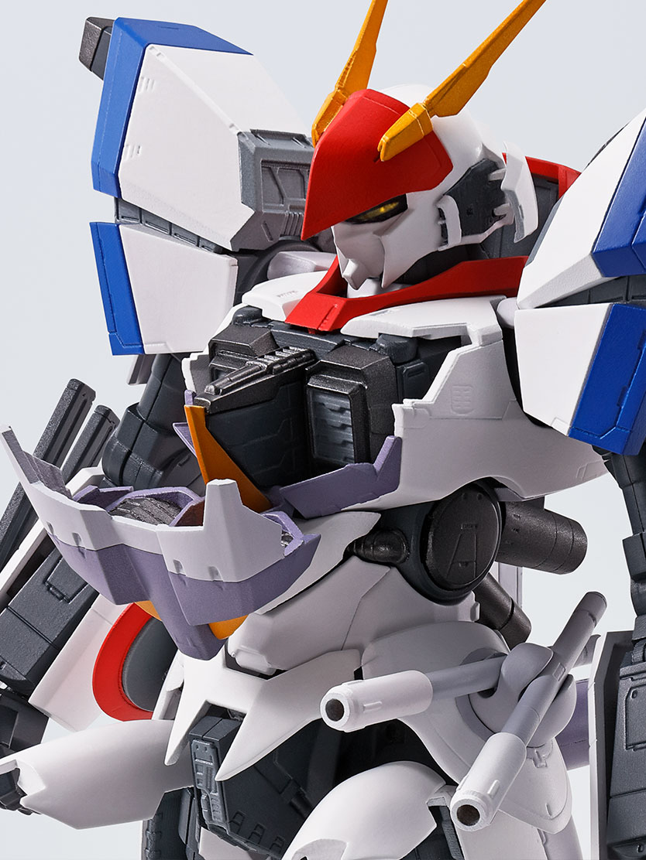 HI-METAL R『ドラグナー1カスタム 』機甲戦記ドラグナー 可動フィギュア-004