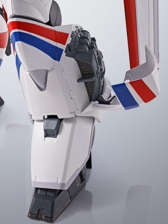 HI-METAL R『ドラグナー1カスタム 』機甲戦記ドラグナー 可動フィギュア-006